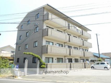 岐阜県各務原市の築17年 4階建の賃貸マンション