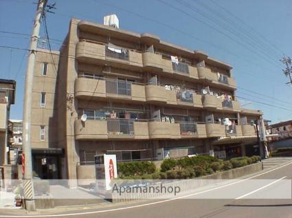 岐阜県各務原市、三柿野駅徒歩12分の築36年 4階建の賃貸マンション