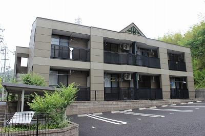 岐阜県可児市、善師野駅徒歩51分の築8年 2階建の賃貸アパート
