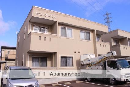 岐阜県可児市、日本ライン今渡駅徒歩9分の築9年 2階建の賃貸アパート
