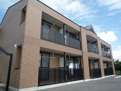 岐阜県可児市、西可児駅徒歩55分の築7年 2階建の賃貸アパート