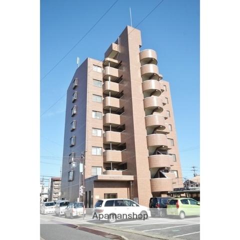 岐阜県可児市、可児駅徒歩13分の築21年 8階建の賃貸マンション