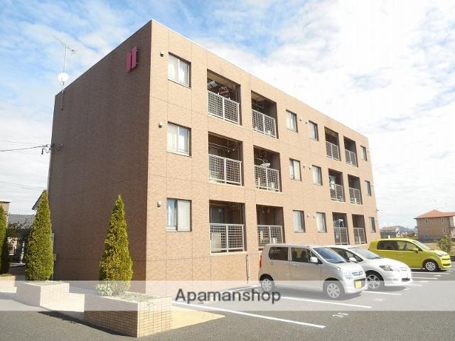 岐阜県美濃加茂市、前平公園駅徒歩2分の築7年 3階建の賃貸マンション