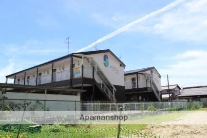 岐阜県可児市、可児駅徒歩40分の築24年 2階建の賃貸アパート