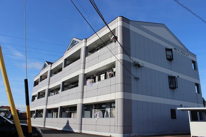 岐阜県可児市、可児駅徒歩20分の築19年 3階建の賃貸マンション