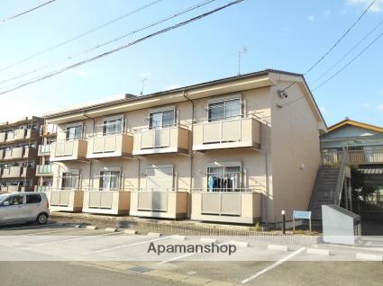 岐阜県美濃加茂市、美濃太田駅徒歩25分の築8年 2階建の賃貸アパート
