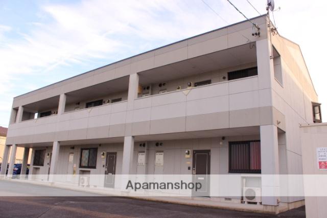 岐阜県可児市、可児駅徒歩30分の築12年 2階建の賃貸アパート