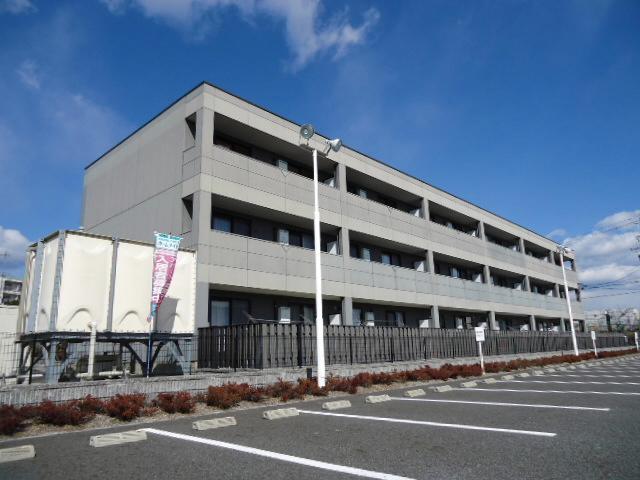 岐阜県美濃加茂市、美濃太田駅徒歩14分の築11年 3階建の賃貸マンション