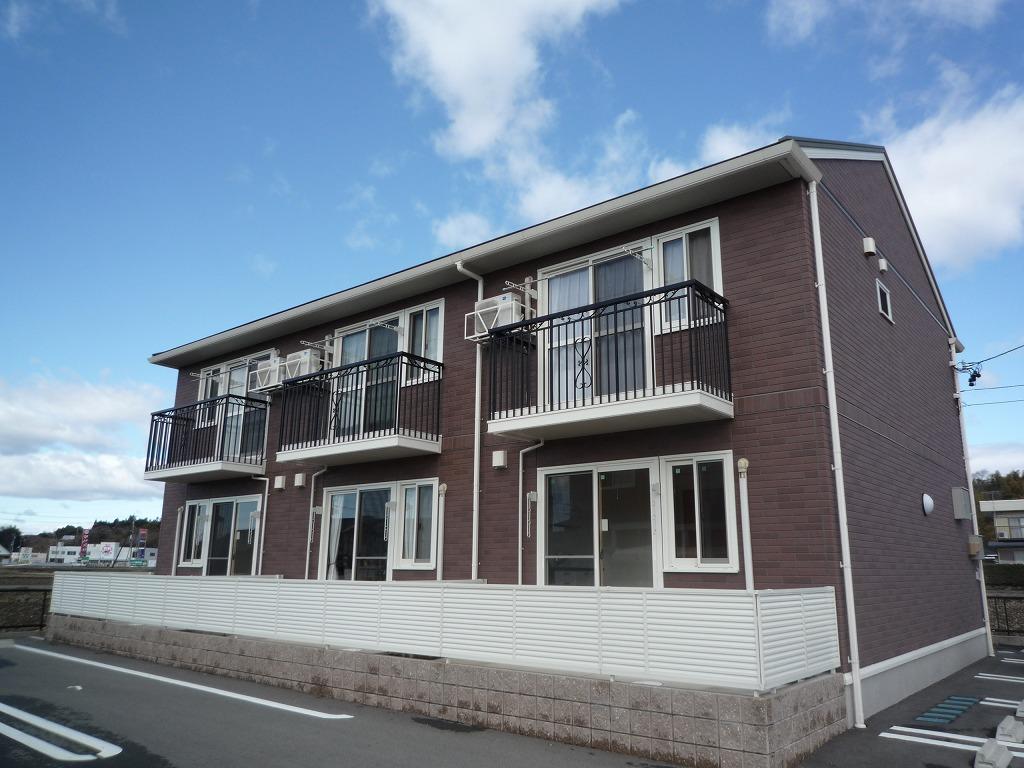 岐阜県美濃加茂市、美濃太田駅徒歩20分の築7年 2階建の賃貸アパート