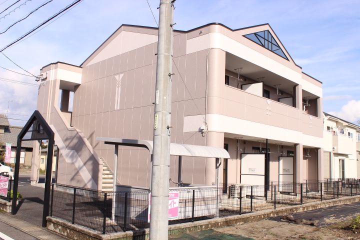 岐阜県美濃加茂市、美濃川合駅徒歩15分の築11年 2階建の賃貸アパート