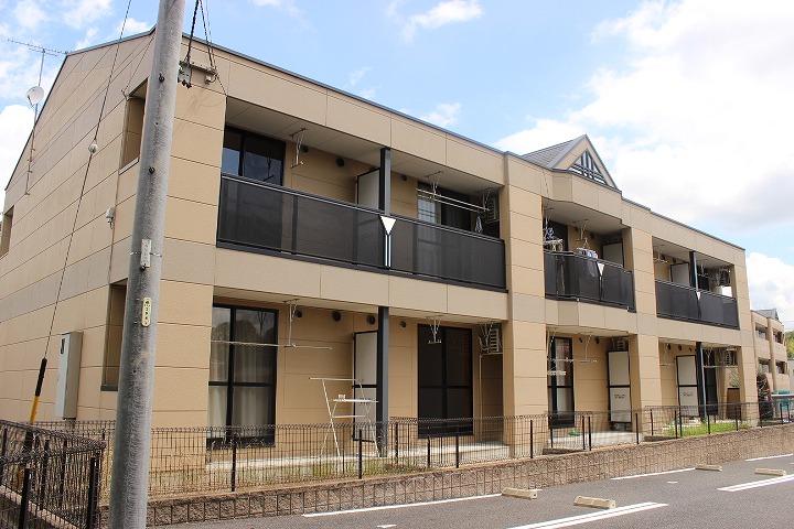 岐阜県可児市、可児駅徒歩20分の築7年 2階建の賃貸アパート