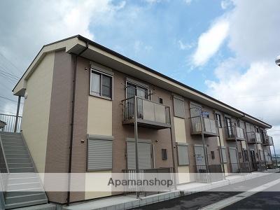 岐阜県可児市、可児川駅徒歩18分の築7年 2階建の賃貸アパート