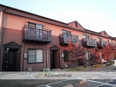 岐阜県美濃加茂市、加茂野駅徒歩7分の築13年 2階建の賃貸テラスハウス