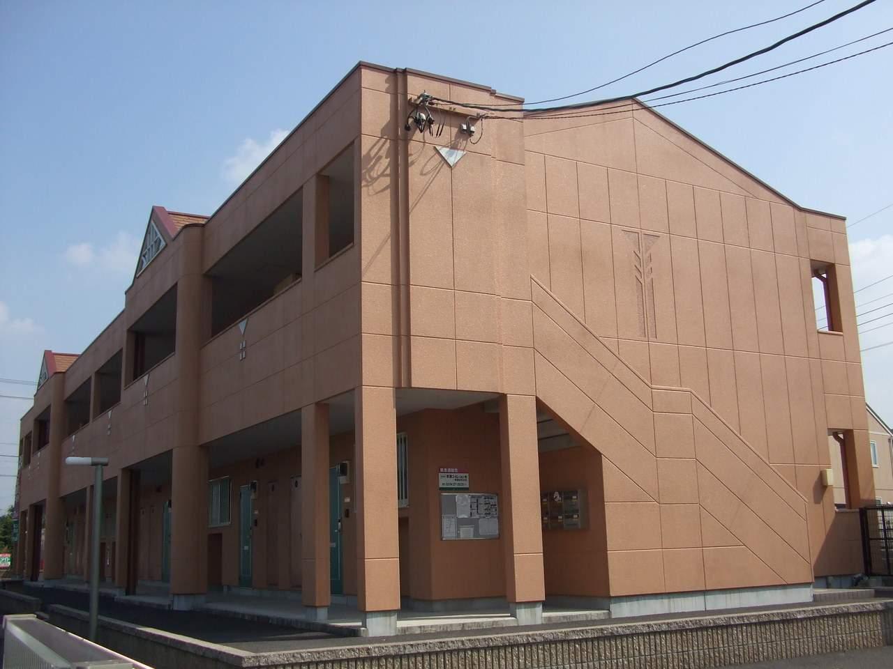 岐阜県加茂郡坂祝町、坂祝駅徒歩32分の築9年 2階建の賃貸アパート