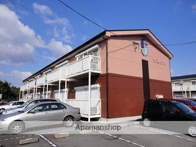 岐阜県可児市、可児駅徒歩14分の築19年 2階建の賃貸アパート
