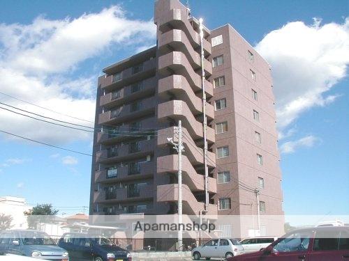 岐阜県可児市、可児駅徒歩20分の築18年 9階建の賃貸マンション