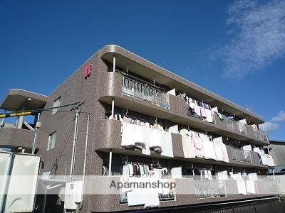 岐阜県可児市、日本ライン今渡駅徒歩8分の築18年 3階建の賃貸マンション