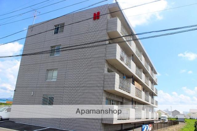 岐阜県可児市、下切駅徒歩30分の築22年 4階建の賃貸マンション