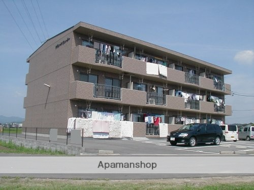岐阜県加茂郡川辺町、中川辺駅徒歩15分の築17年 3階建の賃貸マンション