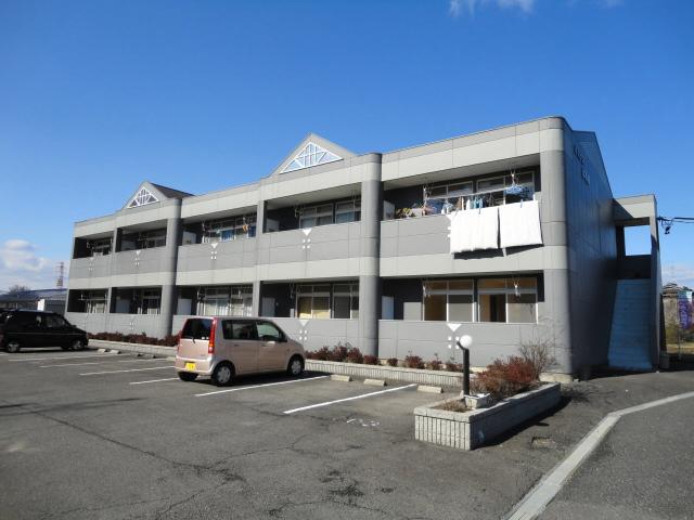 岐阜県美濃加茂市、富加駅徒歩22分の築22年 2階建の賃貸アパート