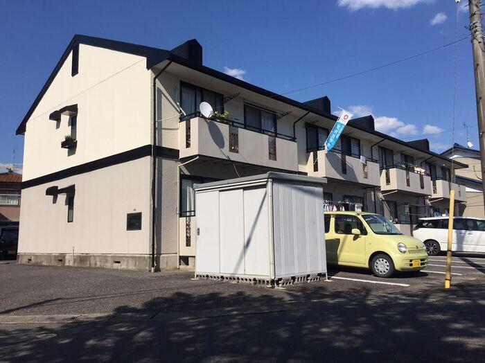 新着賃貸7:岐阜県岐阜市則武西2丁目の新着賃貸物件