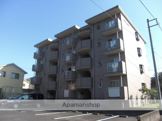 静岡県富士市、岳南原田駅徒歩18分の築22年 4階建の賃貸マンション