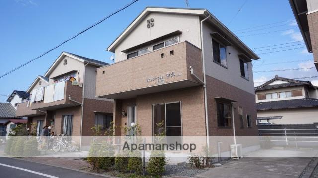 静岡県富士市、新富士駅徒歩18分の築8年 2階建の賃貸タウンハウス