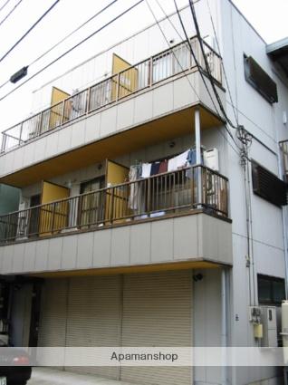 静岡県富士市、柚木駅徒歩15分の築19年 3階建の賃貸アパート
