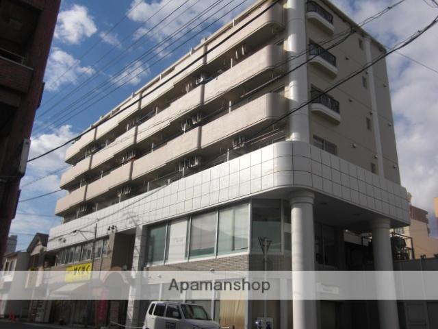 静岡県富士市、吉原本町駅徒歩7分の築25年 6階建の賃貸マンション