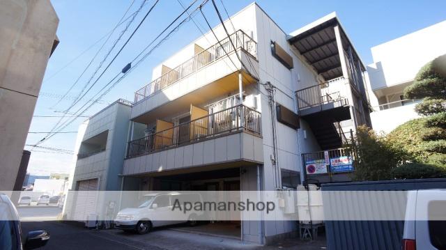 静岡県富士市、富士駅徒歩5分の築18年 3階建の賃貸アパート