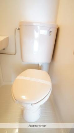 イントレJ第一ビル[1R/21.5m2]のトイレ