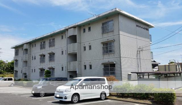 静岡県富士市、本吉原駅徒歩48分の築26年 3階建の賃貸マンション