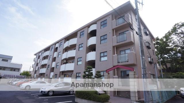 静岡県富士市、吉原駅徒歩3分の築26年 4階建の賃貸マンション