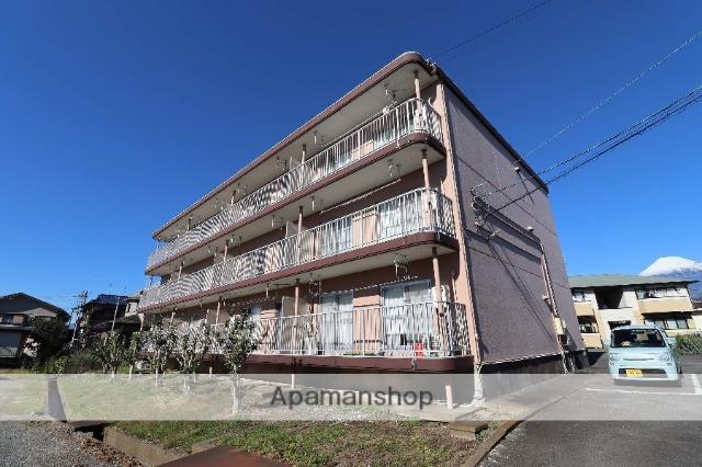 静岡県富士市、比奈駅徒歩18分の築28年 3階建の賃貸マンション