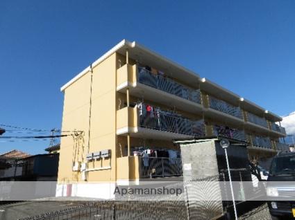 静岡県富士市、入山瀬駅徒歩37分の築29年 3階建の賃貸マンション
