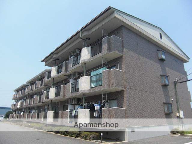 静岡県富士市、富士駅徒歩24分の築14年 3階建の賃貸マンション