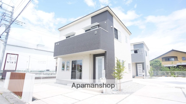 静岡県富士市、新富士駅徒歩20分の築3年 2階建の賃貸タウンハウス