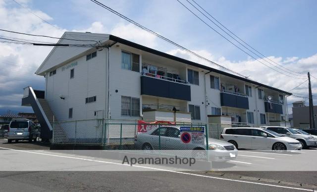 静岡県富士市、吉原駅富士急行バスバス20分吉原二中前下車後徒歩8分の築29年 2階建の賃貸アパート