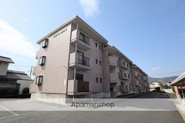 静岡県富士市、竪堀駅徒歩9分の築18年 3階建の賃貸マンション
