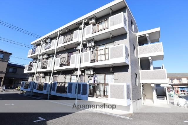 静岡県富士市、柚木駅徒歩10分の築15年 3階建の賃貸マンション