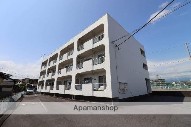 静岡県富士市、柚木駅徒歩9分の築34年 3階建の賃貸マンション