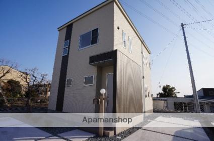 静岡県富士市の築2年 2階建の賃貸タウンハウス