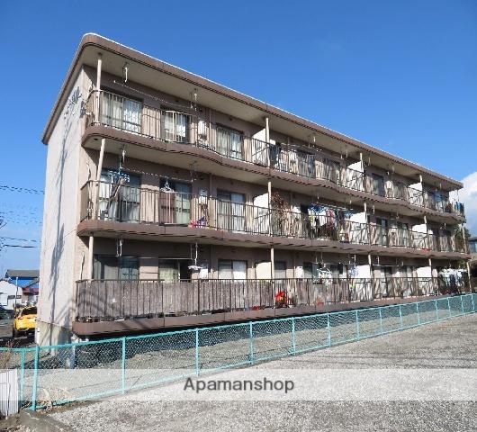 静岡県富士市、吉原本町駅徒歩20分の築23年 3階建の賃貸マンション