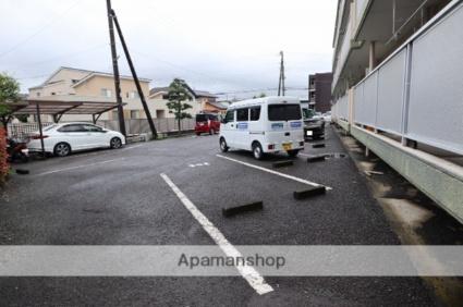 コーポはちまん[3DK/55.68m2]の駐車場