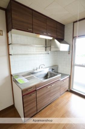 コーポはちまん[3DK/55.68m2]のキッチン