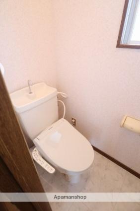コーポはちまん[3DK/55.68m2]のトイレ