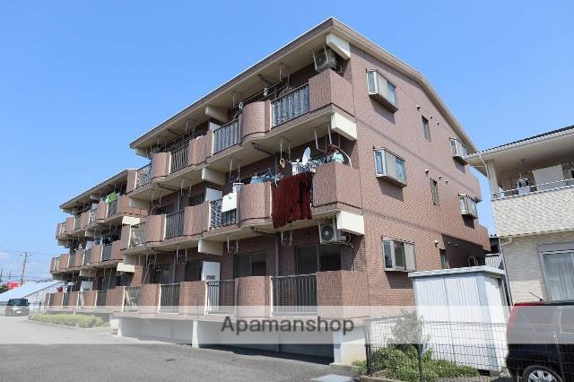 静岡県富士市の築11年 3階建の賃貸マンション