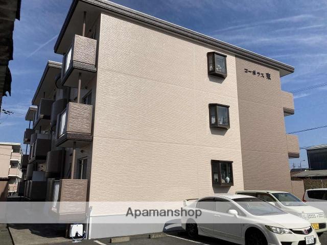 静岡県富士市、富士川駅徒歩8分の築23年 3階建の賃貸マンション