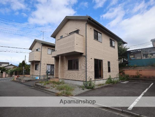 静岡県富士市、入山瀬駅徒歩29分の築10年 2階建の賃貸タウンハウス
