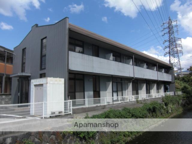 静岡県富士市、岳南原田駅徒歩7分の築20年 2階建の賃貸アパート